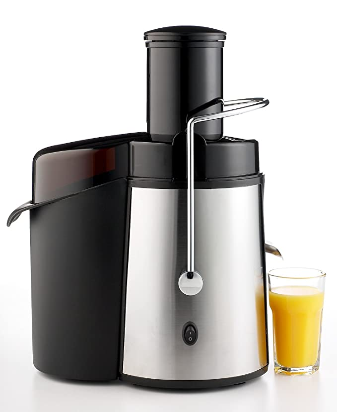 Stainless Steel Super Juicer - Sharper Image - Emson