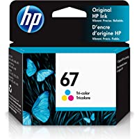 HP 67 | Ink Cartridge | Tri-Color | 3YM55AN