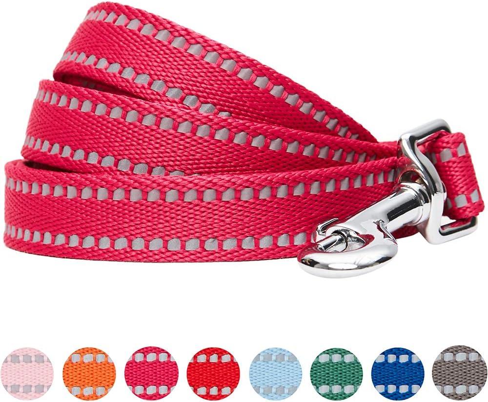 pastellfarbene reflektierende Hundeleine Essential Stabile UMI