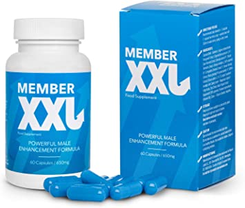 ✓member xxl premium potency and penis enlargement + 9 cm, potency and  erection aid for all men, basic package 1 x 60 capsules / 1 x 650 mg:  amazon.de: drogerie & körperpflege  amazon.de