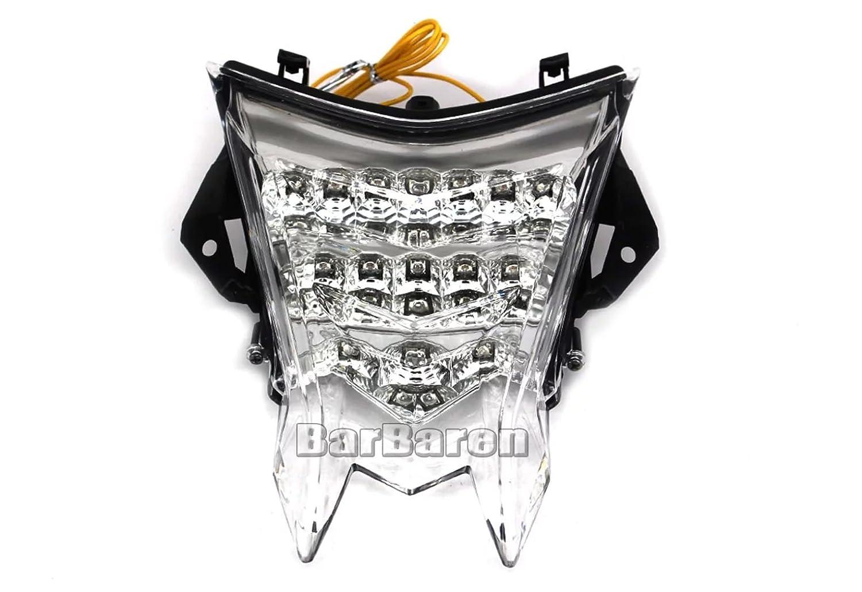 Feu arrière à LED pour moto, éclairage arrière, feu-stop et clignotants intégrés, pour BMW S1000RR S1000R HP4 13-15
