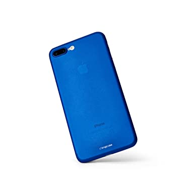 Chimpcase IPhone 7 Plus Skinny Case Frosty Duke Blue Amazonde