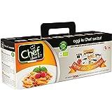 CHEF IDEA KIT - PENNE ALLO SCARPARIELLO - Kit contenente tutti gli ingredienti biologici e predosati per 2/3 porzioni