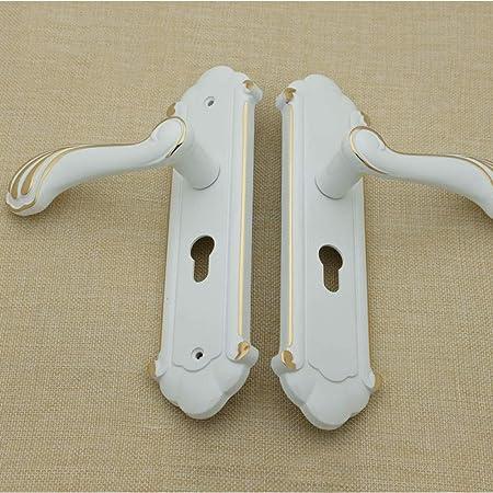 Parte interna serratura con aletta