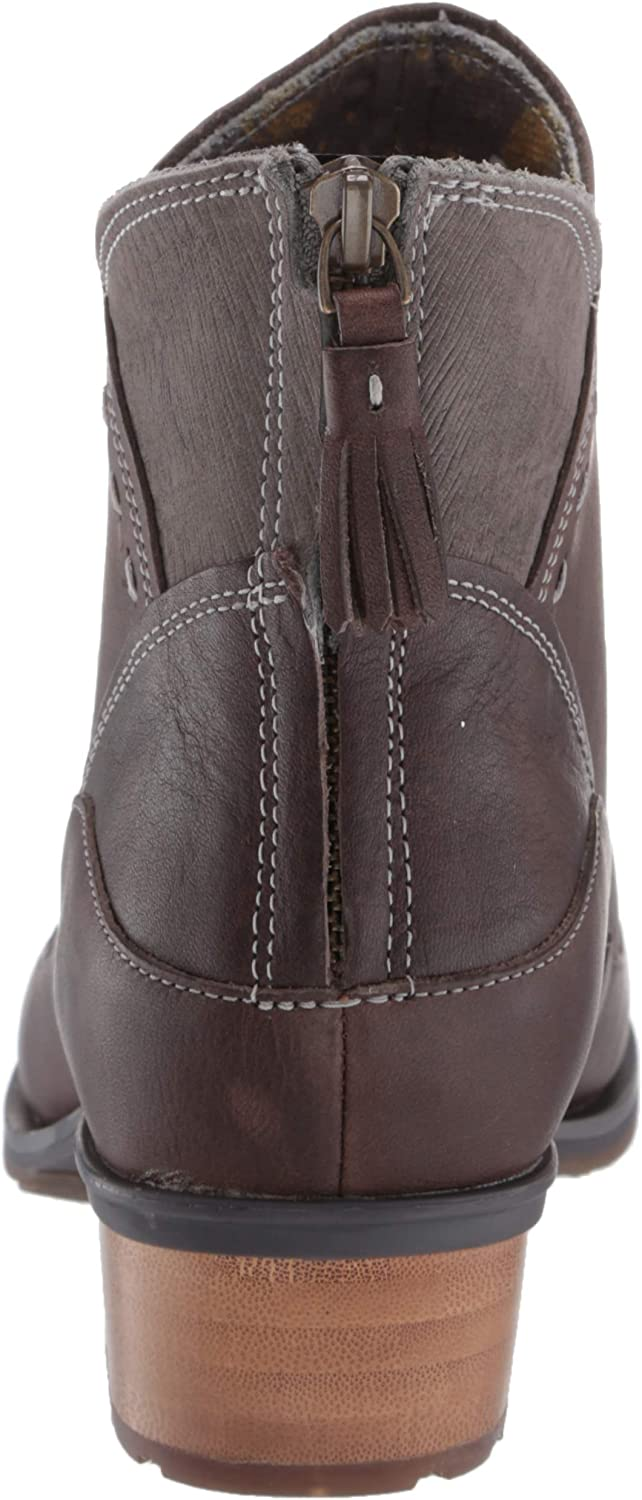 Chaco Women's Cataluna Mid Ankle Boot Taupe