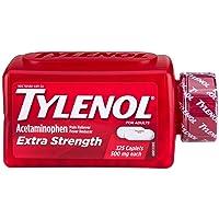 325 - 500 mg caplets - Tylenol Extra Strength Caplets - 325 ct.