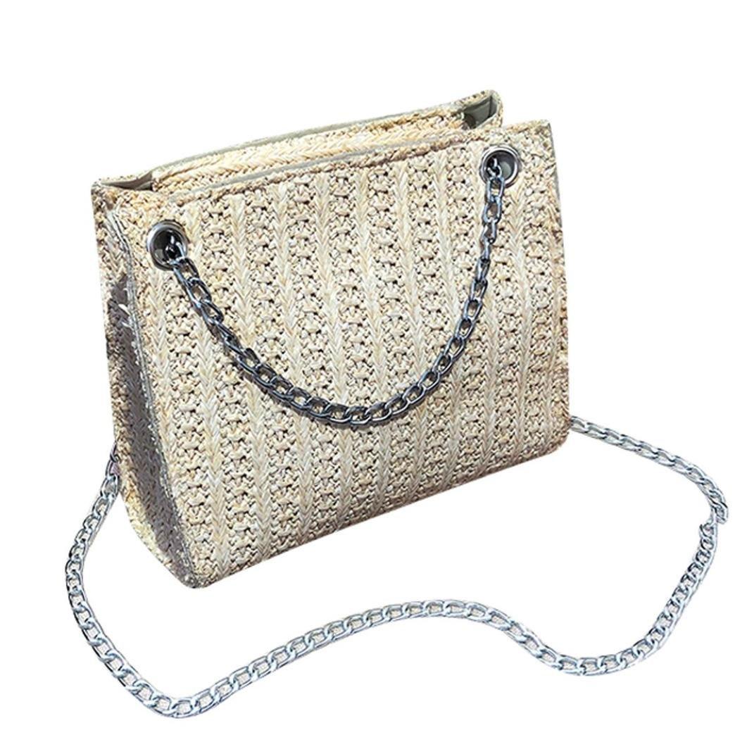Longra☀ 2018 Mujeres de la Manera Bolsa de Hombro del Bolso de Hombro Bolso de Crossbody Messenger Bag Bolsos Bimba y Lola