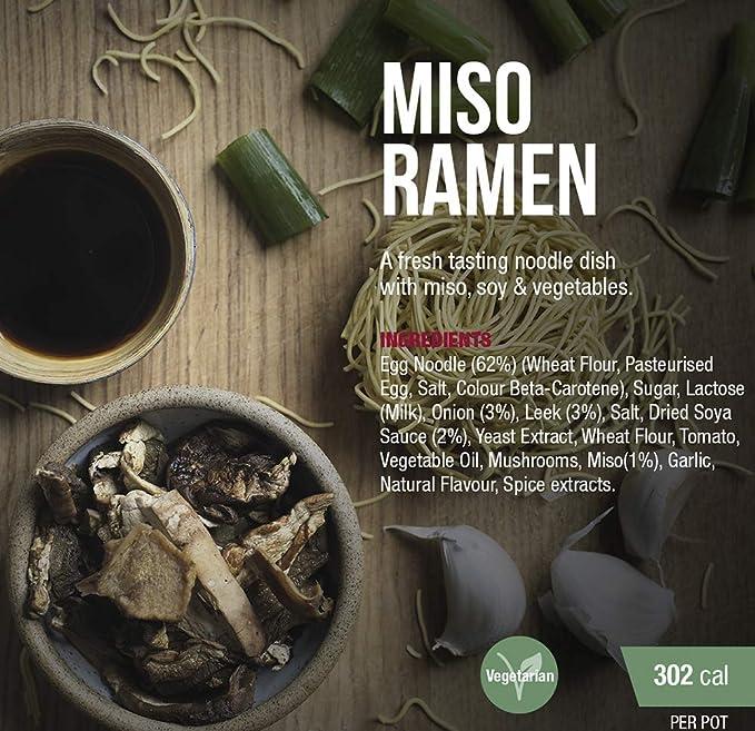 Kabuto - Sopa de noodles miso ramen: Amazon.es: Alimentación y bebidas