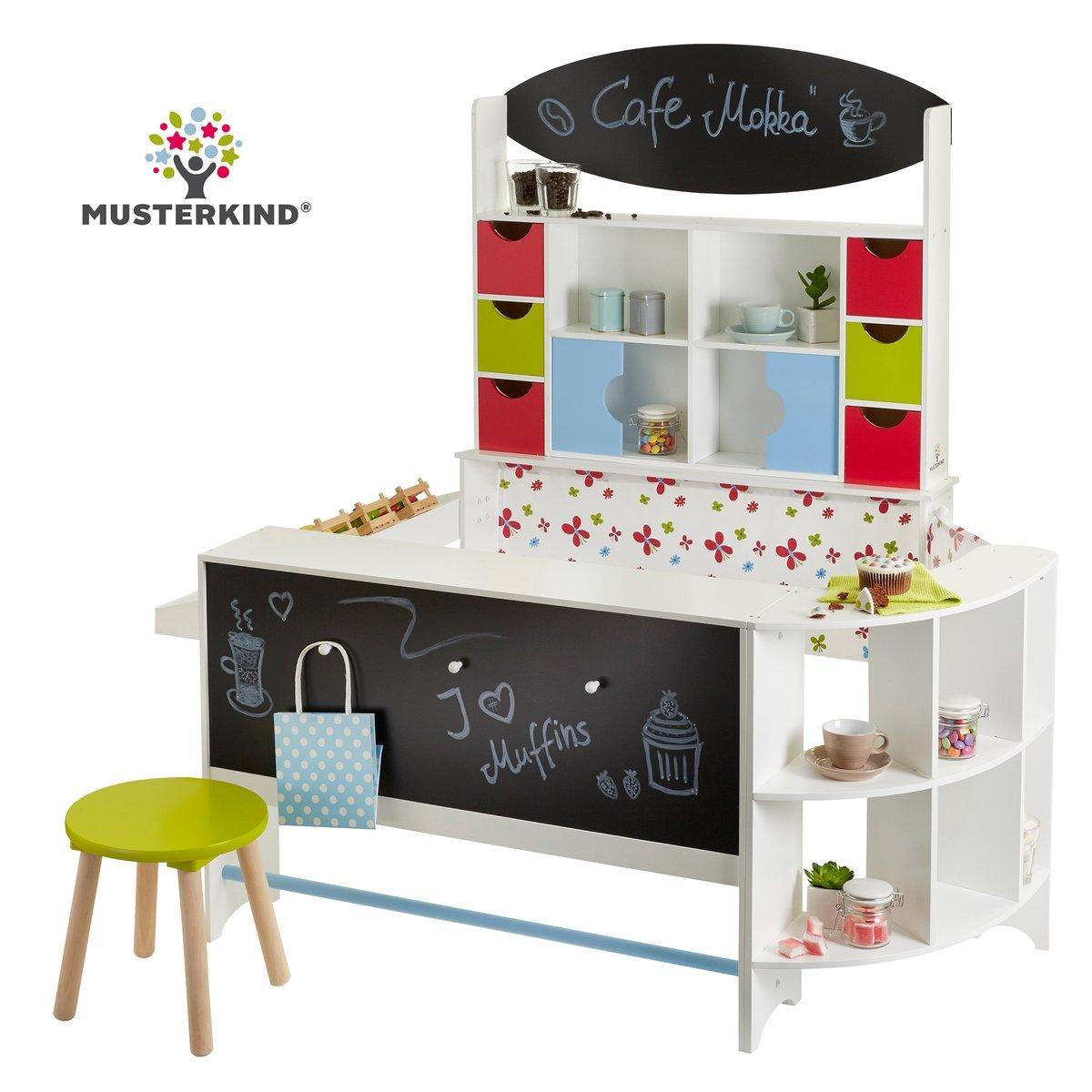 Kaufladen Holz - Musterkind Kaufmannsladen Cafe