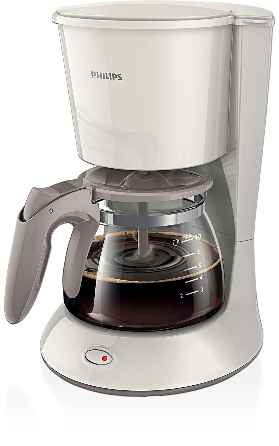 Philips Daily Collection HD7431/00 - Cafetera (Independiente ...