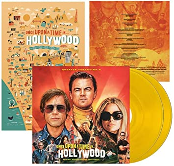 Image result for once upon a time in hollywood lp