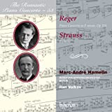 Romantic Piano Concerto Vol.53: Reger, Strauss
