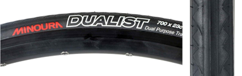 Minoura 700 X 23 Duralist Tire Trainer