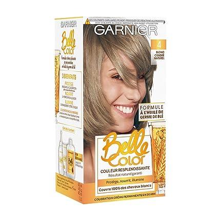 Cheveux orange apres coloration blonde