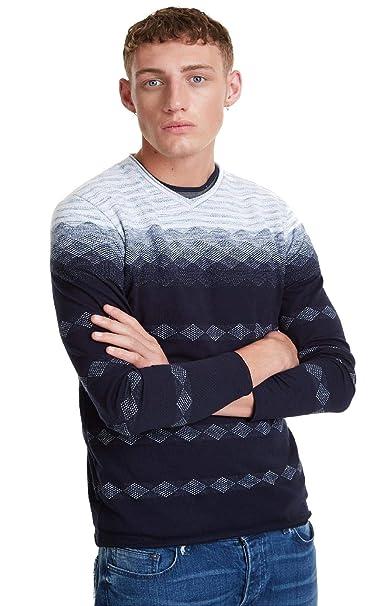 Desigual - Camiseta Adler Hombre Color: 5039 Talla: Size M