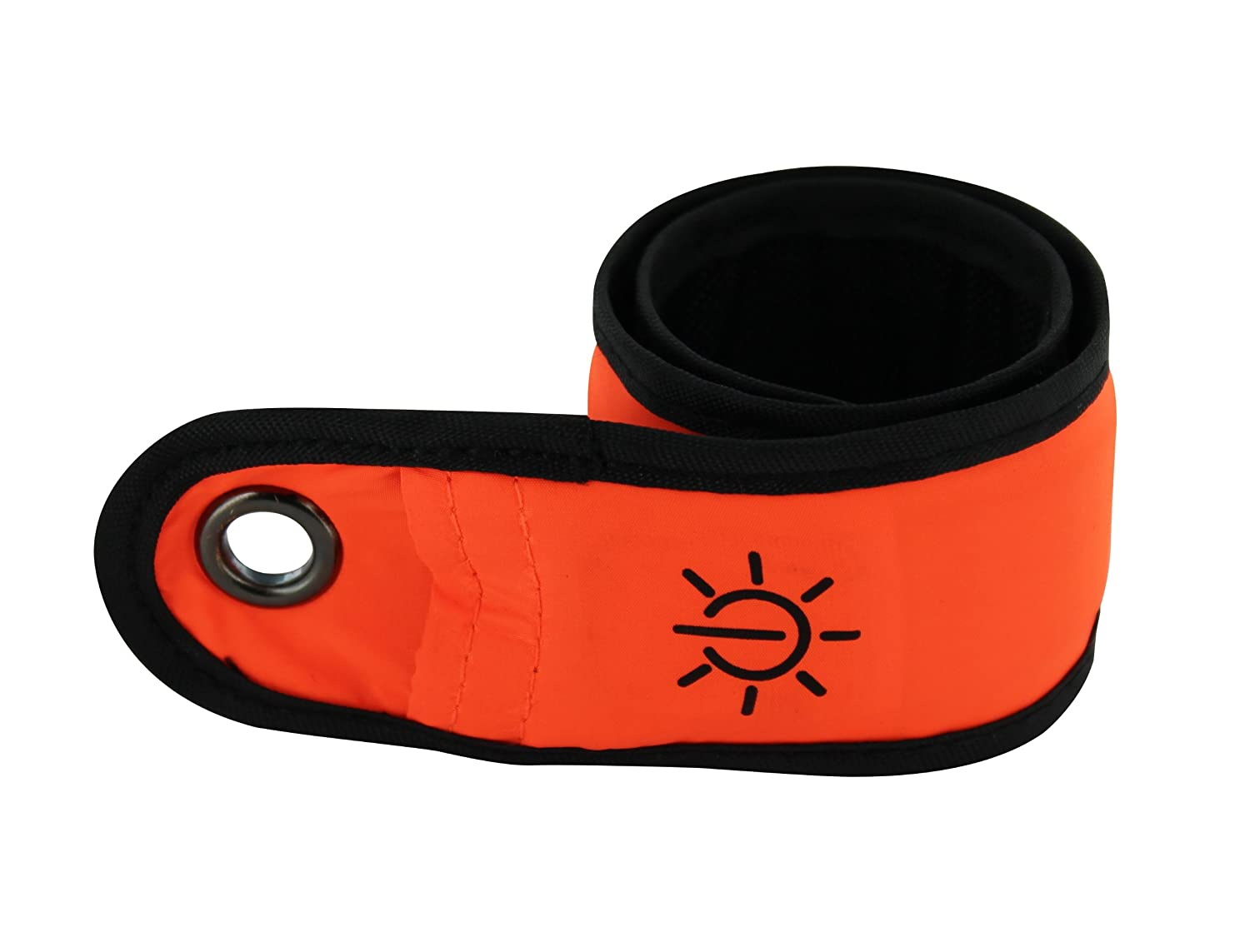 Brassard Wantalis Illumin8 (orange) Cyclisme