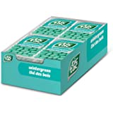 tic tac Sweet Mints, Wintergreen, 29g Singles, 12 Count Bulk Candy Mints, Perfect Christmas Candy Stocking Stuffers