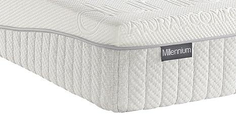 Dunlopillo Colchón de Milenio tensión Media, Doble pequeño (120 x 190 cm)