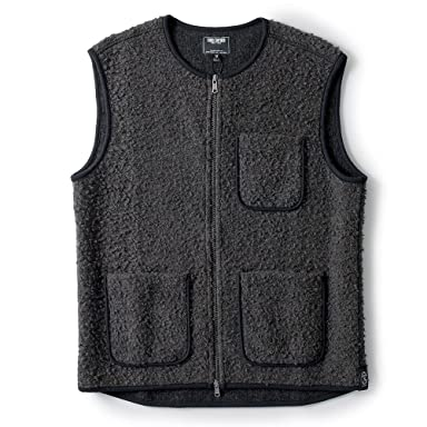 Todd Snyder Liner Vest 5766226001023: Peat