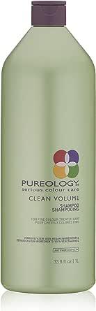 Pureology Clean Volume Shampoo, 1 L
