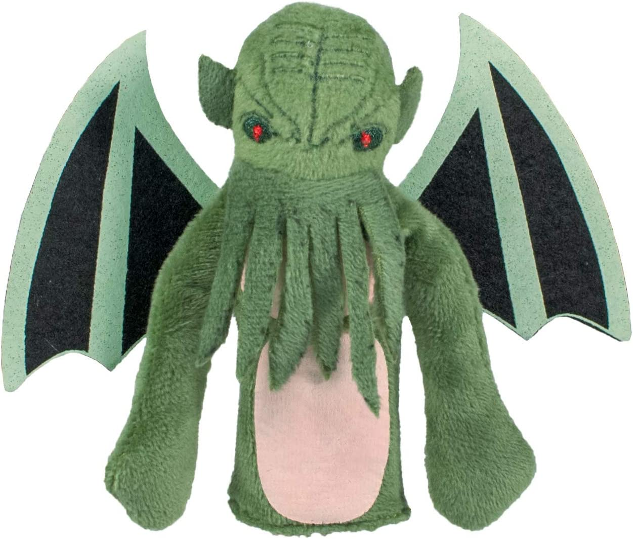 H. P. Lovecraft Cthulhu Finger Puppet and Refrigerator Magnet - For Kids and Adults