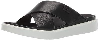 235d19894bcf Amazon.com  ECCO Women s Flowt Lx Slide Sandal  Shoes