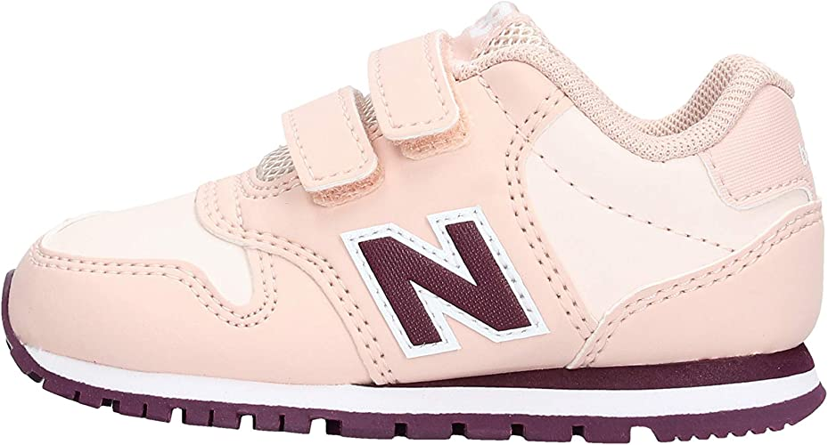 baskets new balance fille scratch