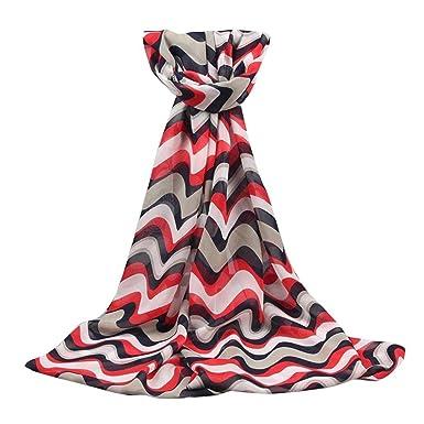 0432a83a3e25 good01 - Ensemble bonnet, écharpe et gants - Femme - rouge - Taille unique