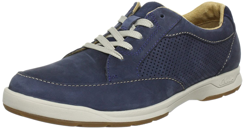 Bleu (Navy Nubuck) Clarks Stafford Park5, Chaussures Chaussures Chaussures de ville homme f80