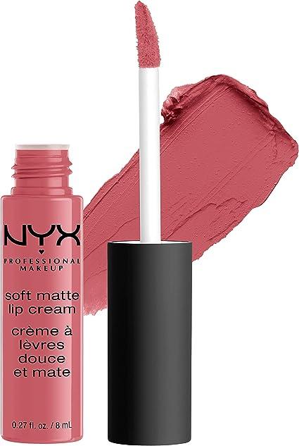Nyx matte lipstick   Maquillaje de