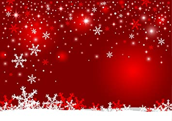 kate red photography backdrop christmas snowflake glitter star background xmas party photo booth backdrop 7x5ft