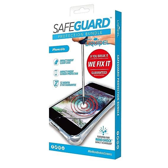 quality design a362a c0614 Liquipel Safeguard Protection Bundle for Apple iPhone 7