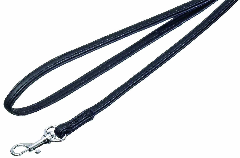 11 mm x 110 cm Paris Blanco Karlie 67457 Art Leather Plus Correa S