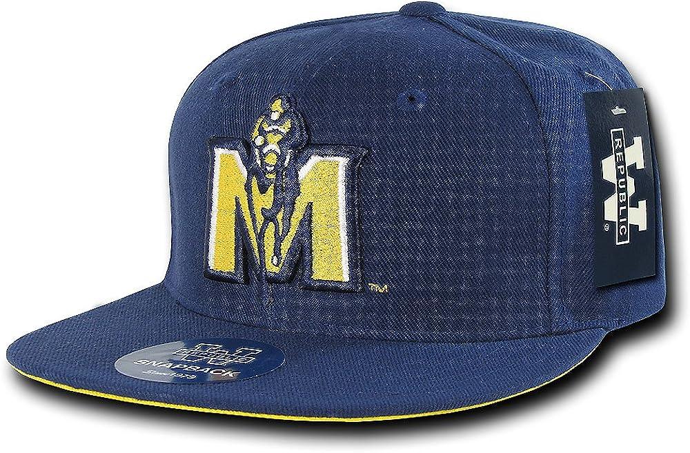 Murray St Racers NCAA Freshman Fitted Flat Bill Baseball Cap Hat