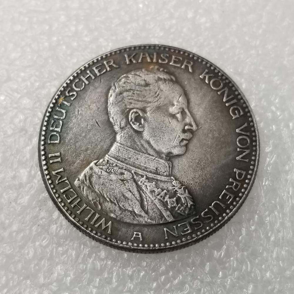 Alemania,1914,Moneda Conmemorativa,Colección,Antigüedades ...