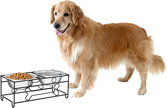 Top 9 Dog Food Bowl Rack