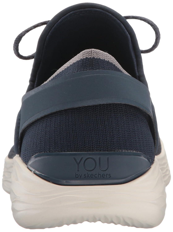 Skechers Damen You-Inspire Slip (Nvy) on Sneaker, Schwarz Blau (Nvy) Slip f30972