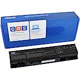 GRS Batterie d'Ordinateur Portable pour Dell Studio 1535, 1536, 1537, 1555, 1557, 1558PP33L PP39L, remplaçant WU946, WU960, WU965, MT276, MT264, KM905, KM904, PW773, KM887, ordinateur portable Batterie 4400mAh 11,1V