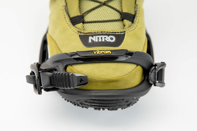 Nitro Team Fijaciones de Snowboard