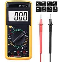 Digitale multimeter, multimeter, meetinstrumenten, digitale voltmeter, ampèremeter, ohmmeter, akoestische…