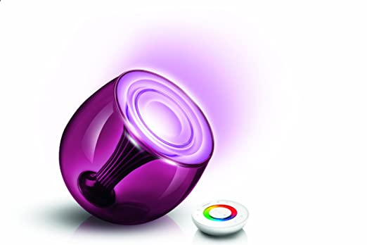 philips lampe living colors dition limite 6917149ph violet - Philips Lampe Living Colors