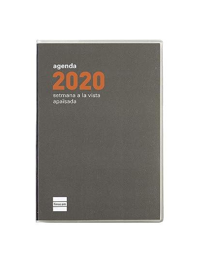 Finocam - Agenda 2020 semana vista apaisada Plana Min ...
