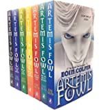 Disney Artemis Fowl Collection 7 Books Set Pack (Artemis Fowl , The Lost Colony, The Eternity Code, The Arctic Incident, The Opal Deception, The Time Paradox, The Atlantis Complex) (Artemis Fowl)