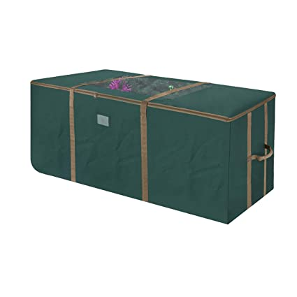 Image Unavailable. Image not available for. Color  Elf Stor 83-DT5171  Rolling Duffel Style Christmas Storage ... 3b48d81194f6d