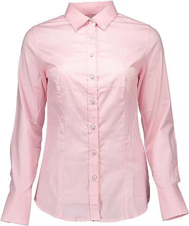 Fred Perry Camisa Mujer Rosa S: Amazon.es: Ropa y accesorios
