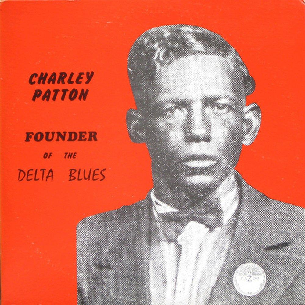 Vinilo : Charley Patton - Founder Of The Delta Blues (LP Vinyl)