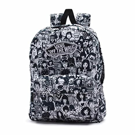 new concept 3c22a ab5ca Vans Backpack – Realm black/white