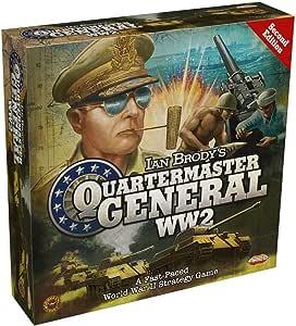 Quartermaster General: WW2 Board Game
