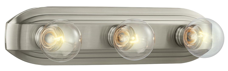 best Designers Fountain 6613-BN Value Collection Vanities, Brushed Nickel
