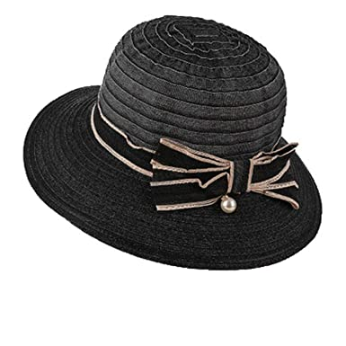 49451a42e62805 2018 Ladies Summer Hats with Brim New Brand Straw Hats for Women Beach Sun  Hats Sun